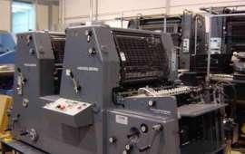 GTO 52 2 P Offset Printing Press