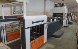 SGF 1050A Su Bazlı Termal Selefon Makinası
