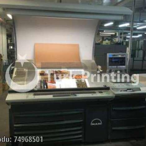 Satılık ikinci el 2007 model Man-Roland R 704 HiPrint fiyat sorunuz TürkPrinting'de! Ofset Baskı Makinaları kategorisinde.