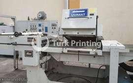 80x110 UV-Lak - Matbaa Makinası