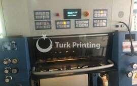 Ra74-6+L UV ALV2 FAPC Offset Printing Press