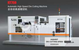 HT760 AUTOMATIC HIGH SPEED BOX CUTTER