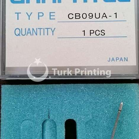 New Graphtec Blade and pen Holder year of 2007 for sale, price 550 TL FOB (Free On Board), at TurkPrinting in Die Cutters