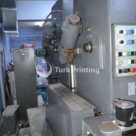 Used Heidelberg SORM Z 2 COLOR OFFSET PRINTING PRESS year of 1988 for sale, price 17500 EUR, at TurkPrinting in Used Offset Printing Machines