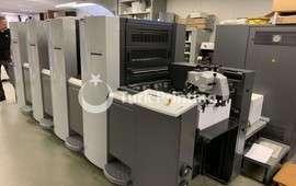SpeedMaster SM52-4 offset printing machine