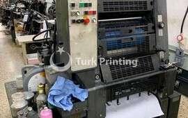 PM GTO 52 1 offset printing press