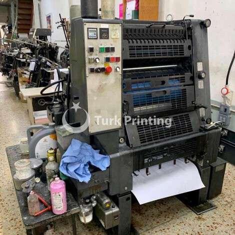 Satılık ikinci el 1999 model Heidelberg PM GTO 52 1 ofset baskı makinesi fiyat sorunuz TürkPrinting'de! Ofset Baskı Makinaları kategorisinde.