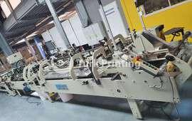 Diana 90-1 Folding Gluing machine
