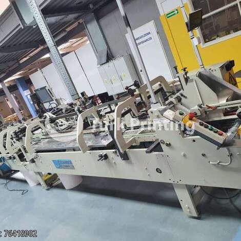 Satılık ikinci el 1989 model Jagenberg Diana 90-1 Katlama Yapıştırma Makinası fiyat sorunuz TürkPrinting'de! Katlama Yapıştırma kategorisinde.