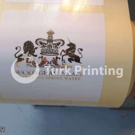 Satılık ikinci el 2000 model Newfoil 5000 MKII fiyat sorunuz TürkPrinting'de! Flekso ve Etiket Baskı Makinesi kategorisinde.