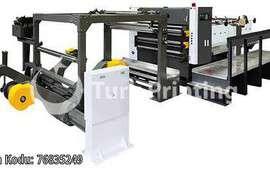 ZXC Servo Hassas Yüksek Hızlı Kağıt Kesme makinası