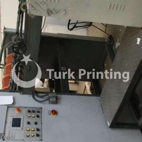 Satılık ikinci el 2004 model Aydın Makine Bobin Kağıt Ebatlama Makinası 30000 USD EXW (Ex-Works) TürkPrinting'de! Bobin Ebatlama Makinaları kategorisinde.
