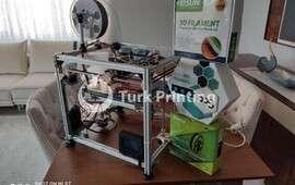 Very Clean HyperCube 3D Printer