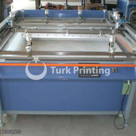 New Ultra Teknik SCREEN PRINTING MACHINES year of 2021 for sale, price ask the owner, at TurkPrinting in Screen Printing Machines