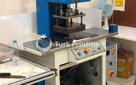 Leather Label Printing Machine