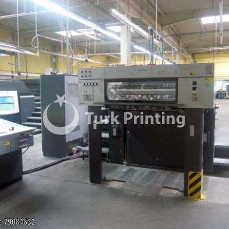 Used Heidelberg SM 102 - 2 P Offset Printing Press year of 2006 for sale, price 145000 EUR EXW (Ex-Works), at TurkPrinting in Used Offset Printing Machines