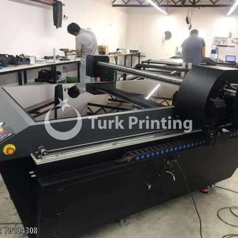 New Olympos uv printing machine year of 2020 for sale, price 115000 TL, at TurkPrinting in UV Printer (Flatbed Machines)