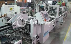 Media 100 II Folding-Gluing age 2004