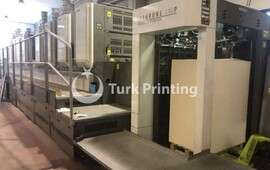 LS 840P Offset Printing Press