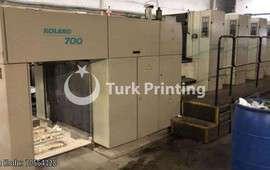 704 3B 4 COLORS OFFSET PRINTING MACHINE