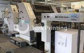 RZK-3B-E Offset Printing Press