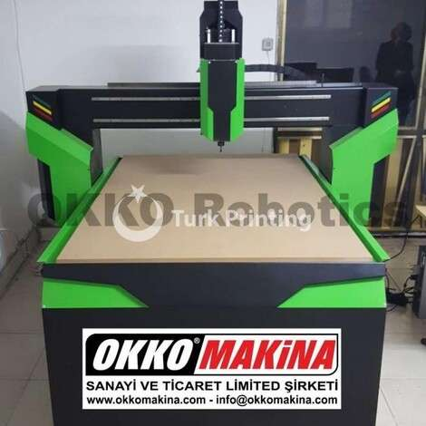 New Okko Robotics CNC ROUTER - 1500X3200 - 2100X3000 - 2100X4000 & SPECIAL SİZE year of 2019 for sale, price ask the owner, at TurkPrinting in CNC Router