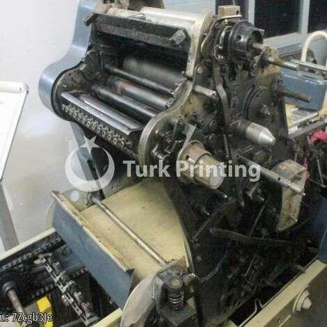Satılık sıfır 1985 model Gestetner 211 Zincir fiyat sorunuz TürkPrinting'de! Ofset Baskı Makinaları kategorisinde.