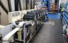 FLEXY 330 Felkso Etiket Baskı Makinası