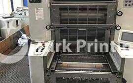 Oliver 258 EII 2 Colour Offset Printing Machine