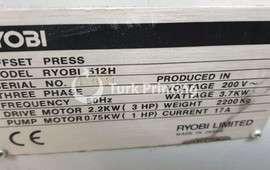 512H Ofset Matbaa Makinesi