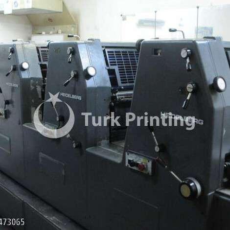 Satılık ikinci el 1985 model Heidelberg gto 4 renk 220000 TL TürkPrinting'de! Ofset Baskı Makinaları kategorisinde.