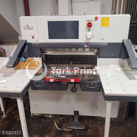 Satılık ikinci el 2012 model Polar N78 Plus fiyat sorunuz TürkPrinting'de! Bıçaklar - Giyotin kategorisinde.