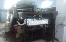 SM 102 V OFFSET PRINTING PRESS