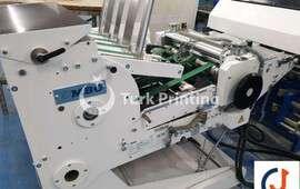 K760E S-KTL/4 Folding Machine