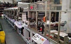 MULTIFILM 420 LABEL PRINTING MACHINE
