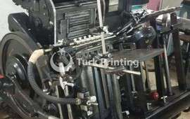 110 arma maşali tipo baskı makinesi