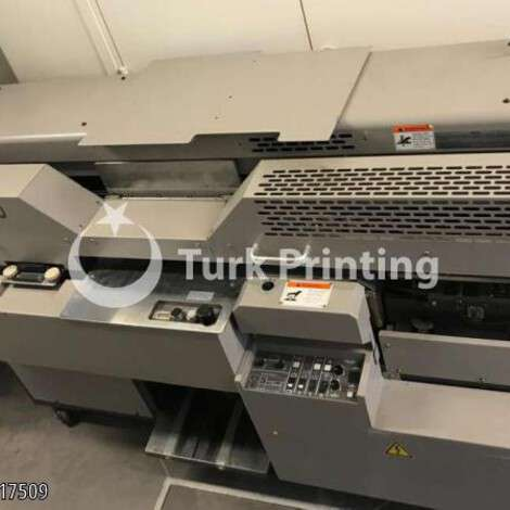 Used Horizon BQ-260 Perfect Binding machine year of 2007 for sale, price ask the owner, at TurkPrinting in Perfect Binding Machines
