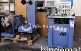 R-500 Yarı otomatik takvim ciltleme makinesi