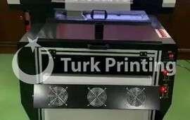 Full Set Digital Inkjet Film Printing Machine for Textile Heat Transfer on Cotton Nylon Polyester Fabric Use Pigment Inks