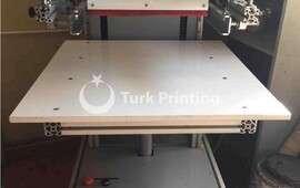 tam otomatik serigrafi baskı makinası