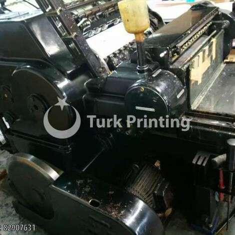 Satılık ikinci el 1965 model Heidelberg KSB Cylinder Kalıp kesici fiyat sorunuz TürkPrinting'de! Kesim (Keski) Makinaları kategorisinde.