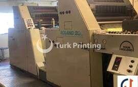 R 204 T 0B Offset Printing Press