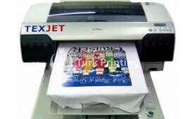 Texjet T-shirt Printing Machine Epson 4880