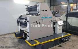 202 TOB Offset Priting Press