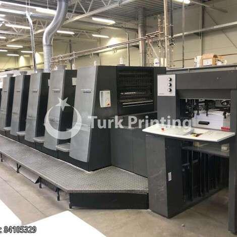 Satılık ikinci el 2008 model Heidelberg XL 75-5+L Ofset Baskı Makinesi fiyat sorunuz TürkPrinting'de! Ofset Baskı Makinaları kategorisinde.