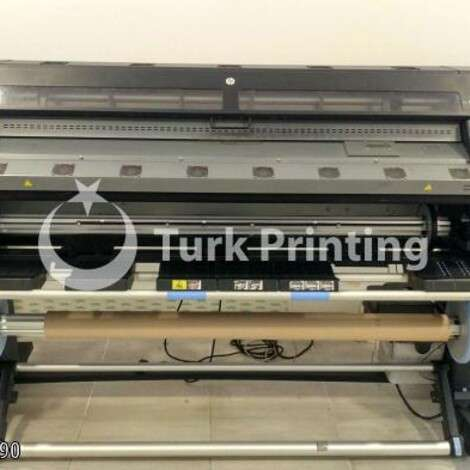 Used HP Hewlett Packard Latex Wide Format Printing Machine year of 2010 for sale, price 21000 TL, at TurkPrinting in Large Format Digital Printers and Cutters (Plotter)
