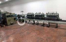 1509 Saddle Stitching Machine