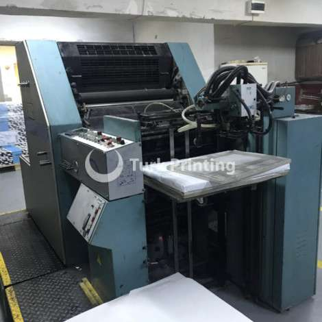 Used Man-Roland 200 Single Color Offset Printing Press year of 1997 for sale, price 4000 EUR, at TurkPrinting in Used Offset Printing Machines