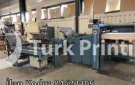 TS72-FP76 / 120 Kağıt Katlama Makinesi