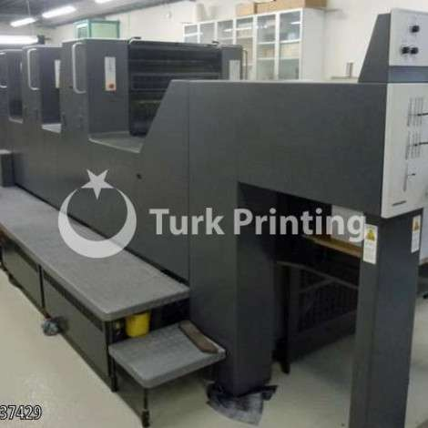 Used Heidelberg SM 74-5-P2 - 2000 year of 2000 for sale, price 120000 EUR C&F (Cost & Freight), at TurkPrinting in Used Offset Printing Machines
